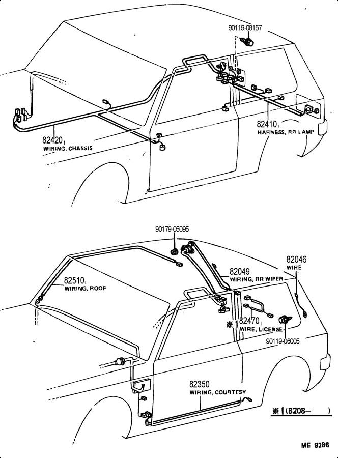 1997 toyota starlet wiring diagram