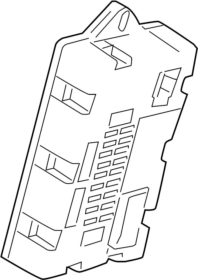 2012 range rover fuse box
