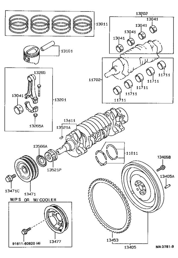 1992 toyota paseo engine diagram