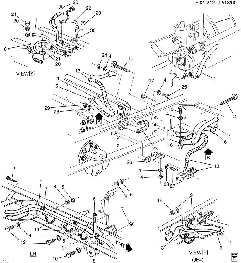 bus fuse s4 wiring diagram