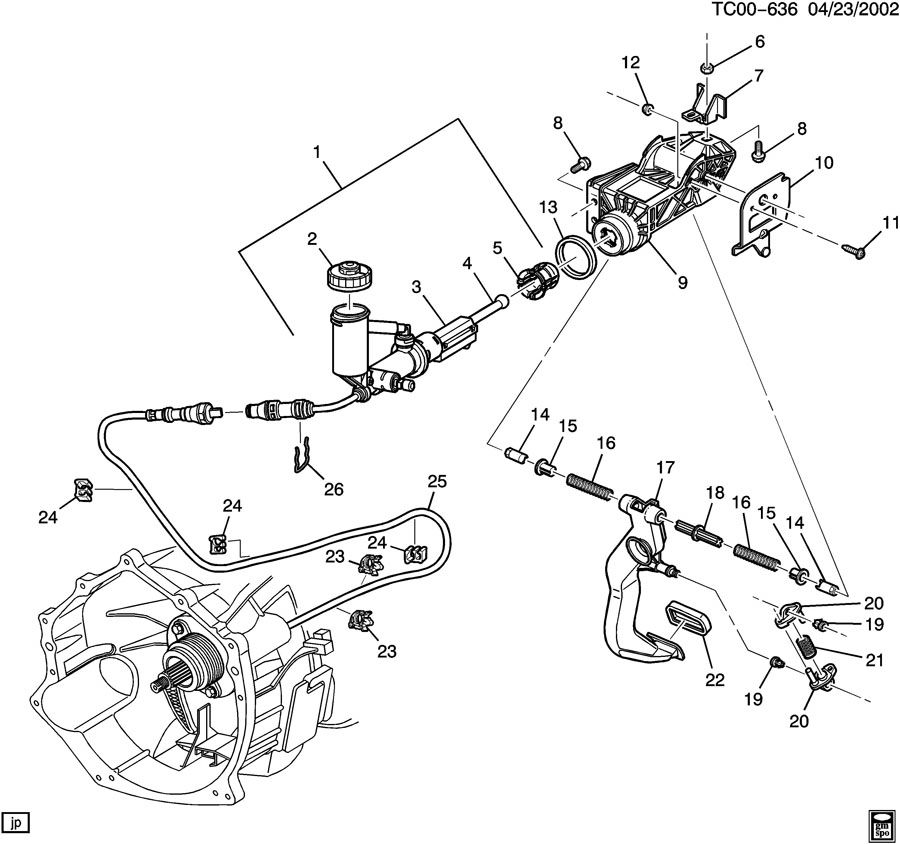 1991 buick century engine diagram