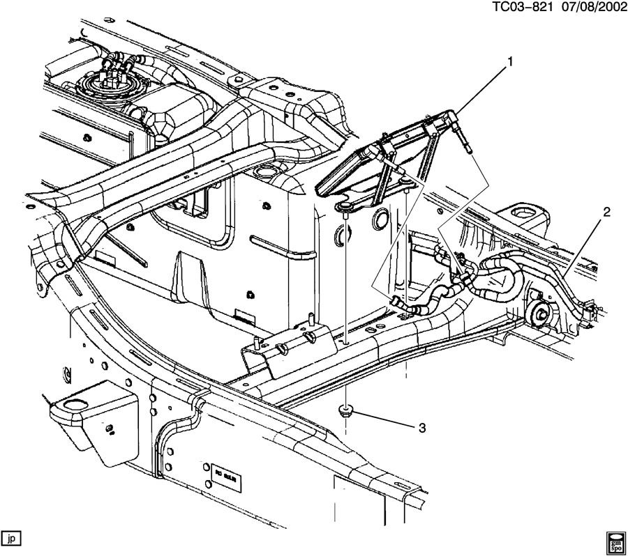gm 3500 engine belt diagram