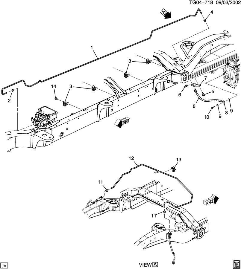 gmc savana 3500 engine diagram