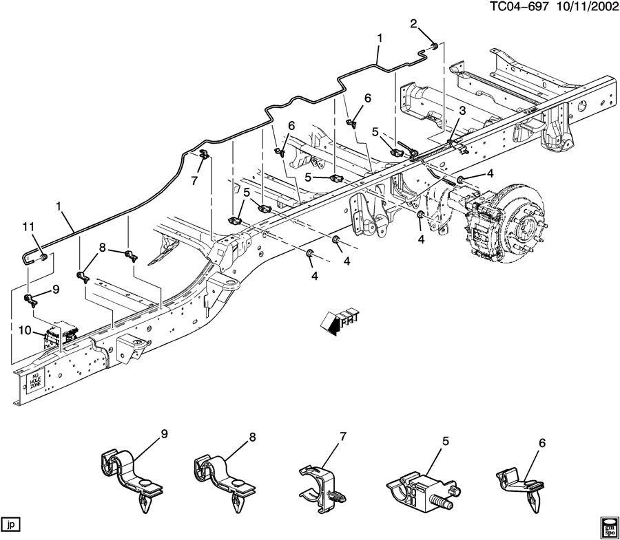 04 gmc yukon fuse box diagram