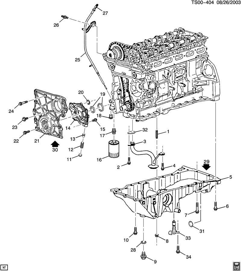 2005 trailblazer 4.2 engine diagram