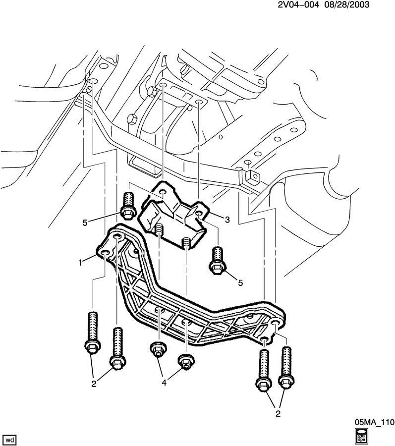 ls2 engine belt diagram