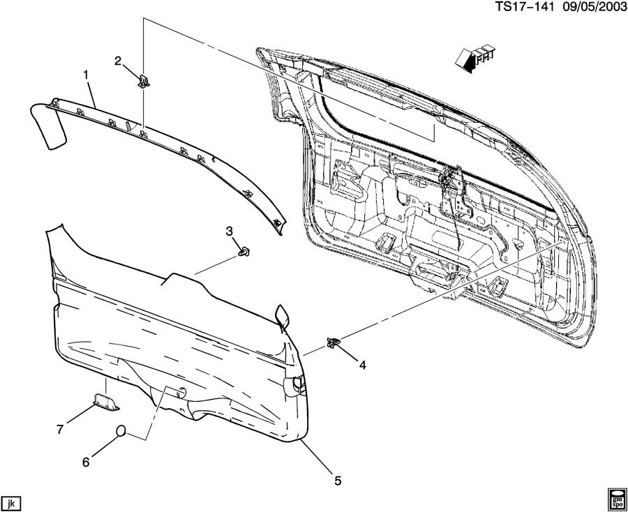 speaker wire diagram for 2003 chevy envoy