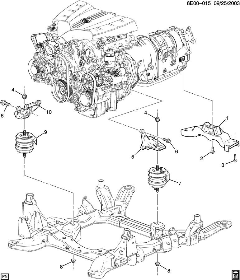 2004 SRX ENGINE DIAGRAM - Auto Electrical Wiring Diagram