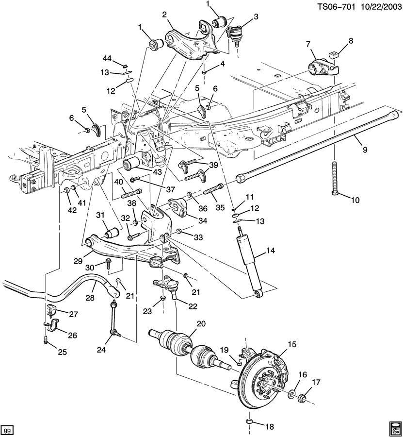 2009 silverado parts diagram