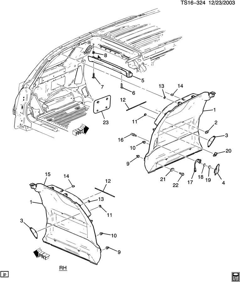 1996 gmc sierra steering fuse box diagram