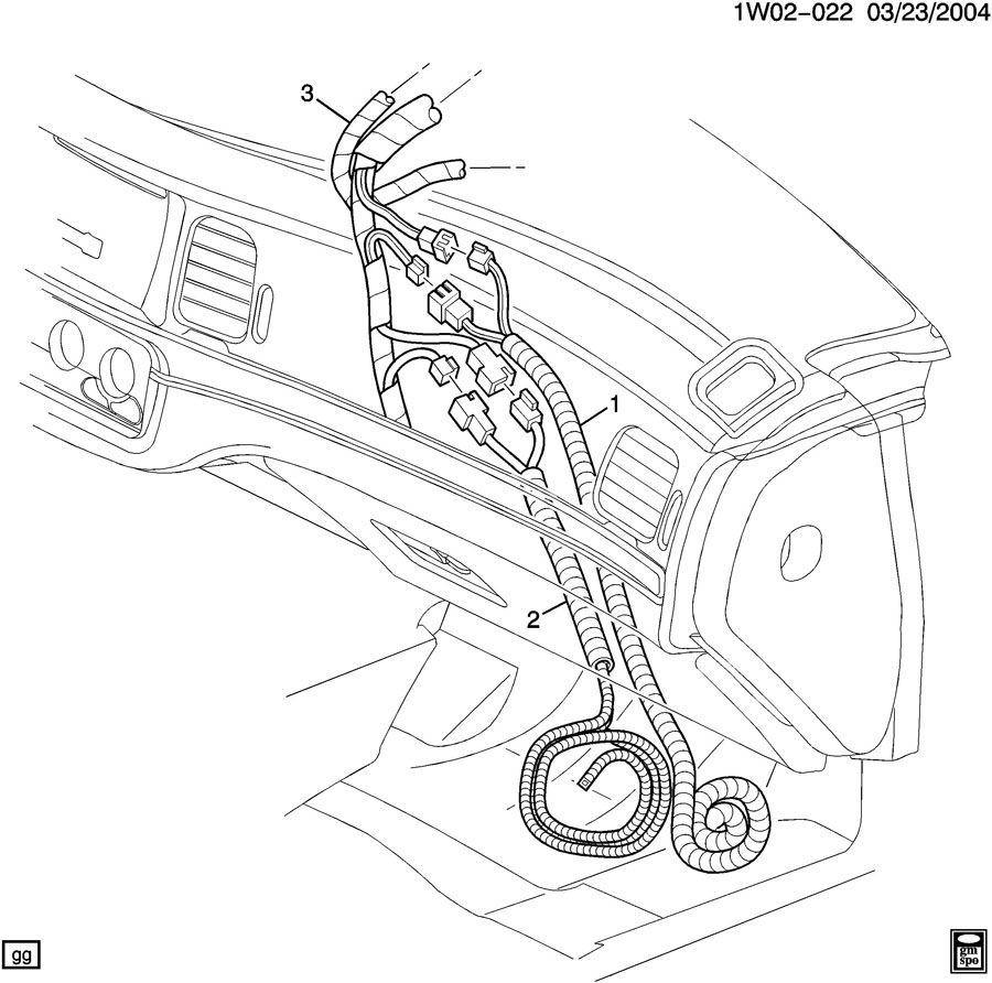 2000 monte carlo speaker wiring diagram