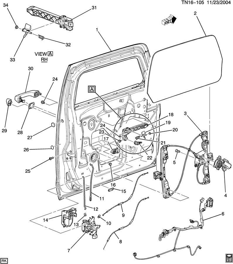 audi mirror wiring diagram