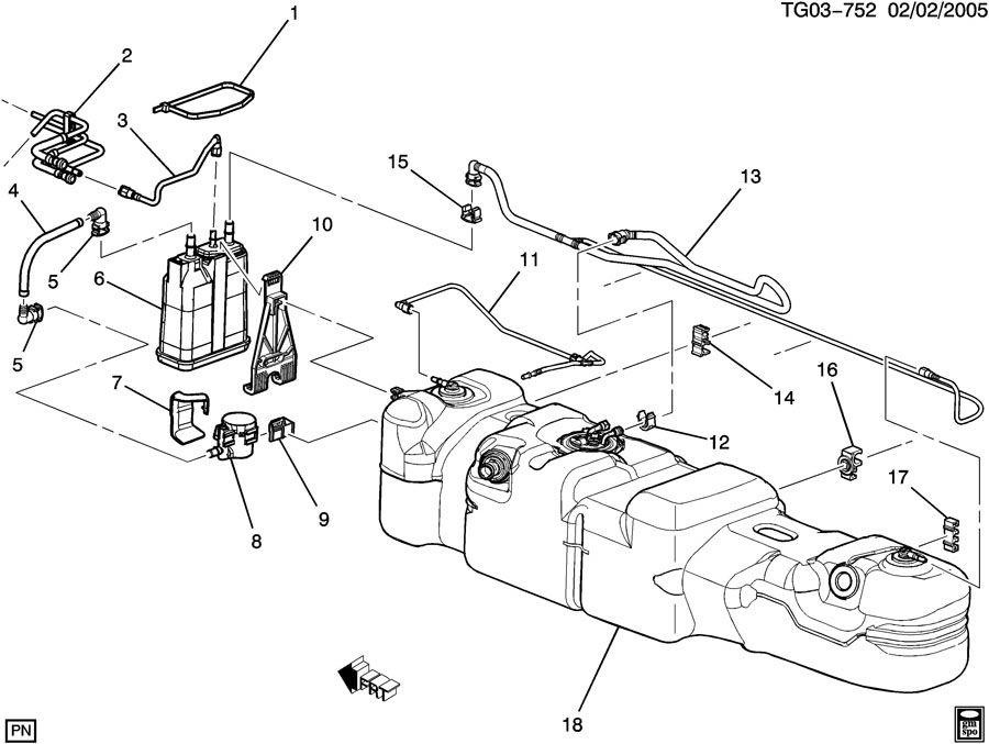 1999 chevy tahoe parts diagram
