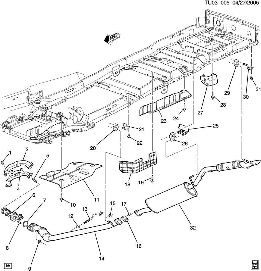 2005 cadillac cts v6 engine diagram
