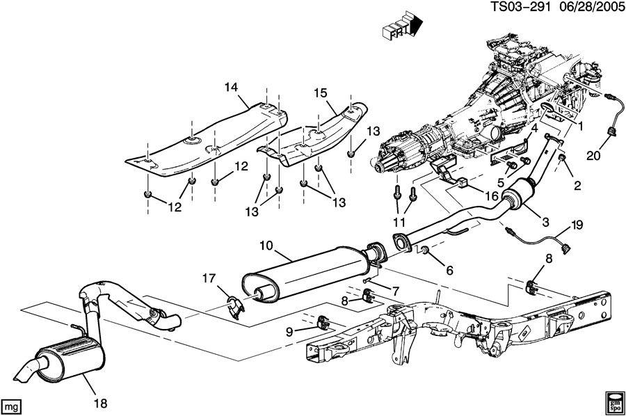 pontiac 3 8 engine diagram 2001