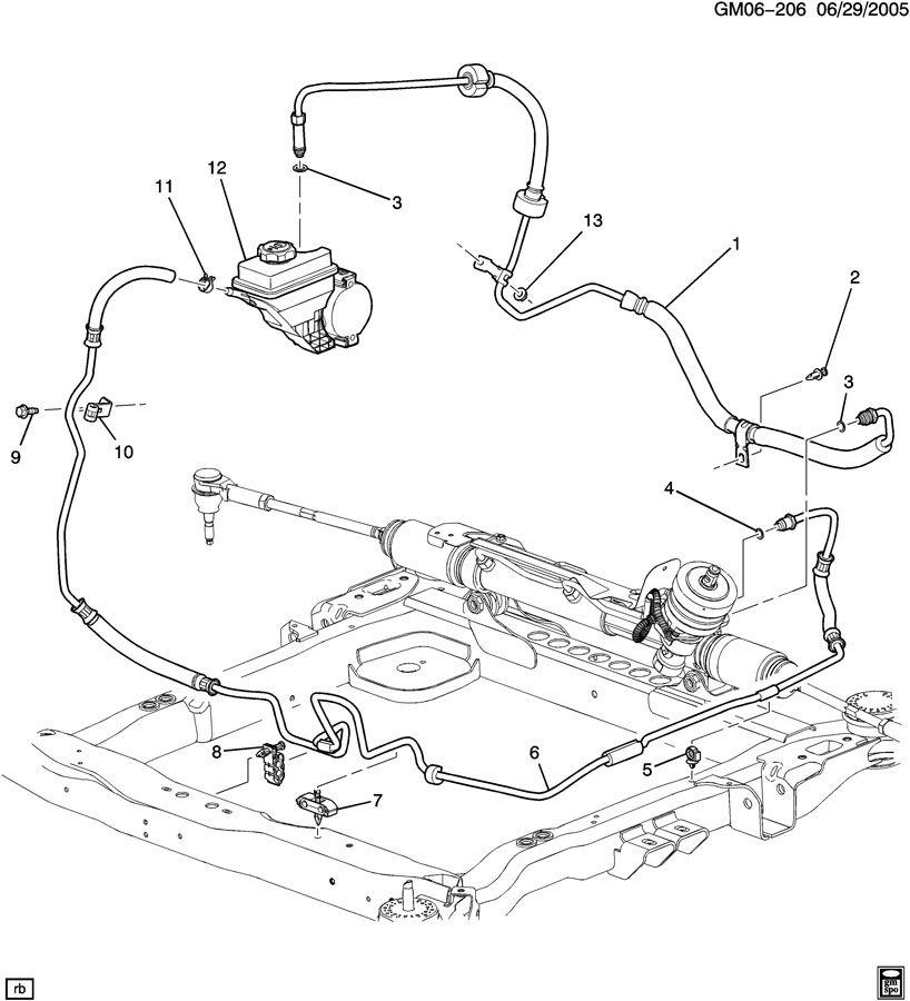 06 Cadillac Dts Fuse Box Diagram - Auto Electrical Wiring Diagram