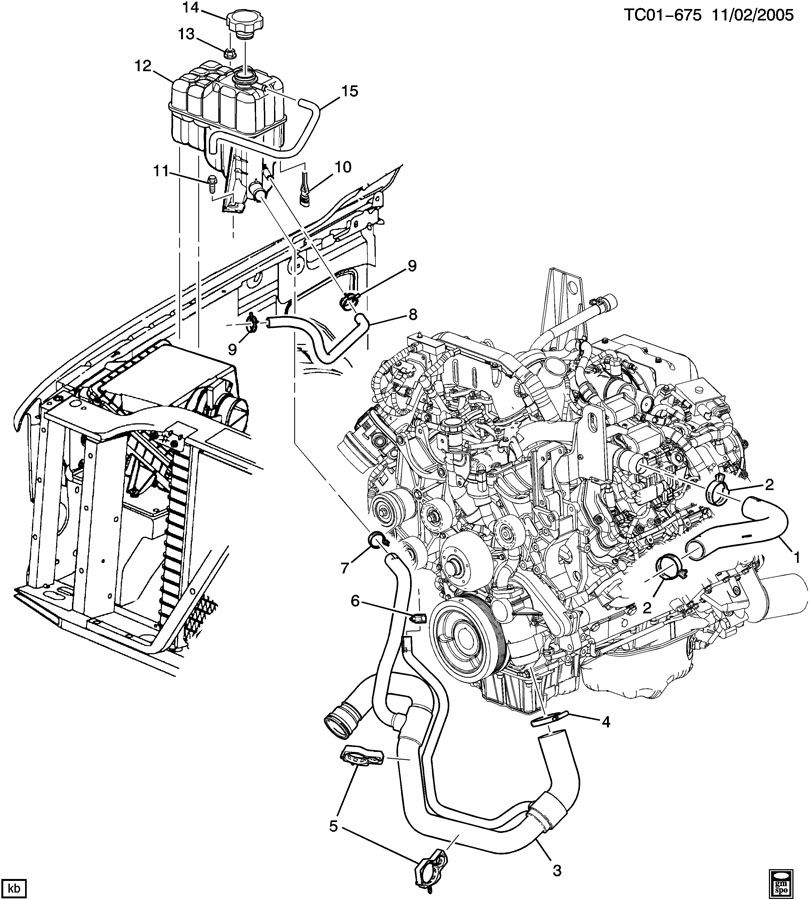 diagram of how a lmm engine