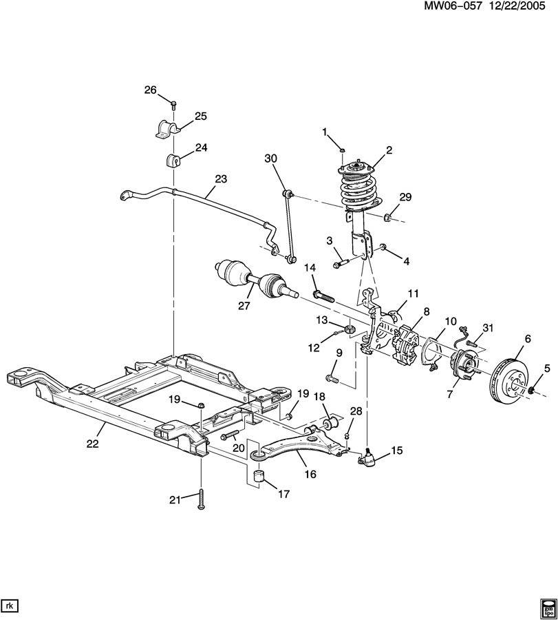 2004 pontiac grand prix gt engine diagram