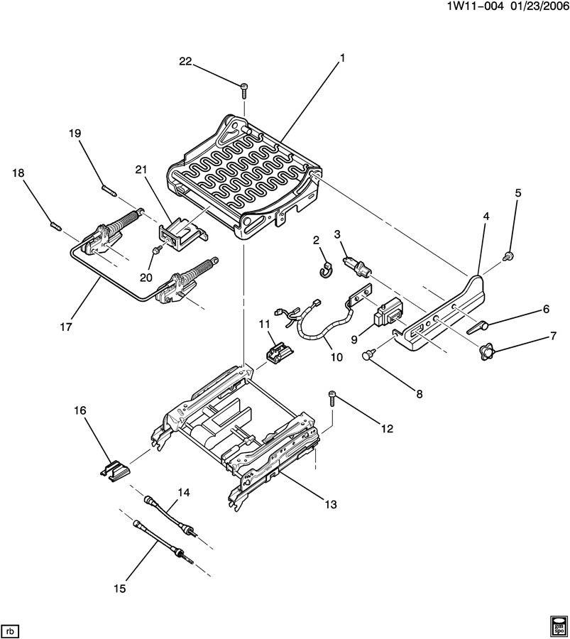 gm wiring clip strap