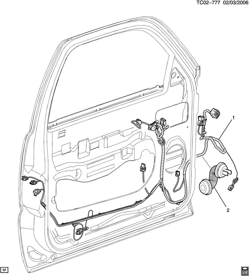 saturn side mirror wiring diagram