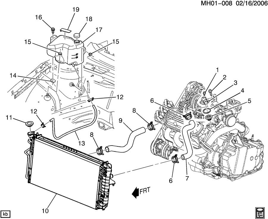 1997 buick lesabre ignition diagram