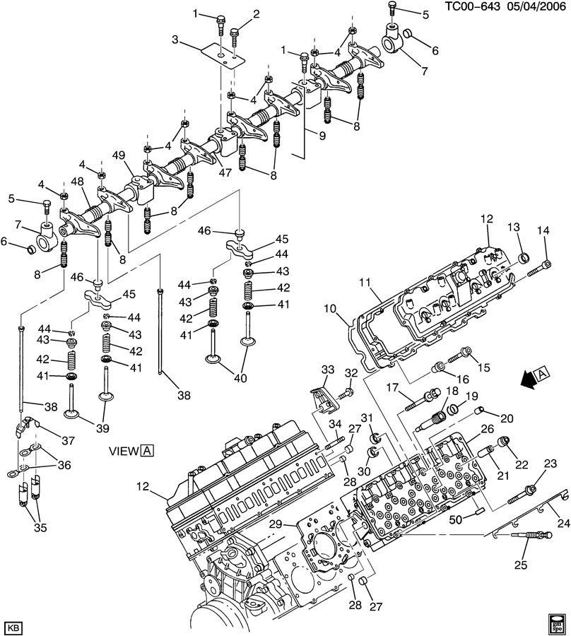 lly engine wiring diagram