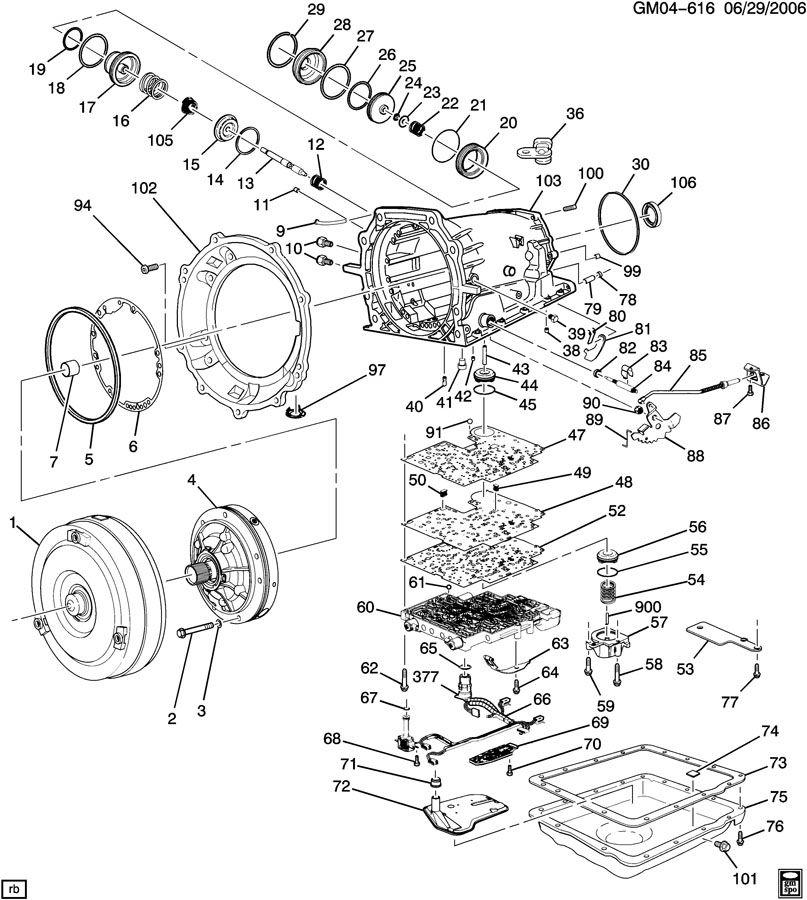 4l60e schematic diagram