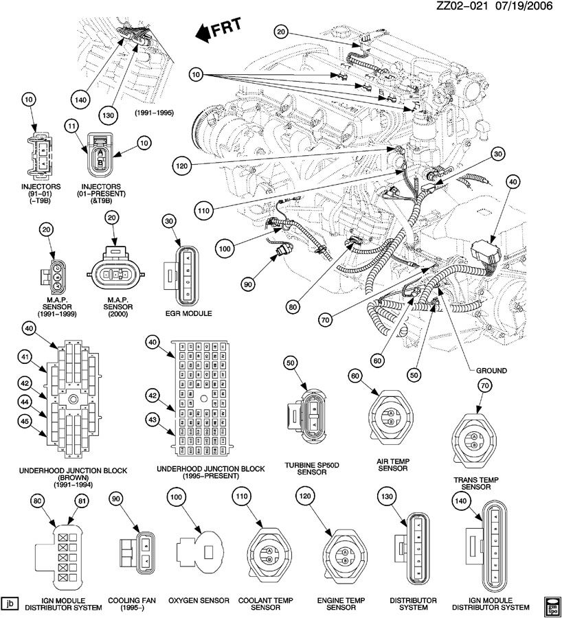 2001 saturn sl1 transmission diagram