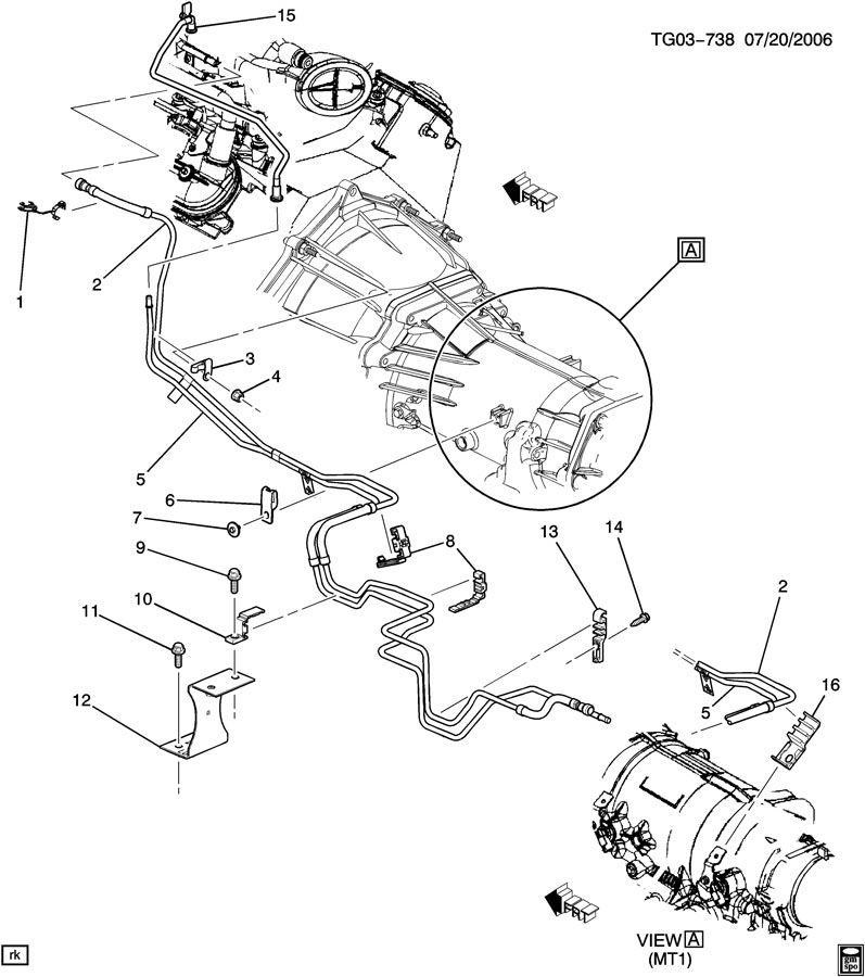 gmc fuel filter