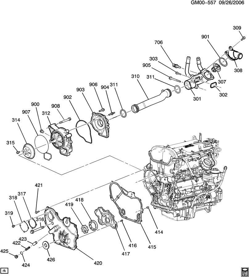 pontiac g5 transmission standard diagram