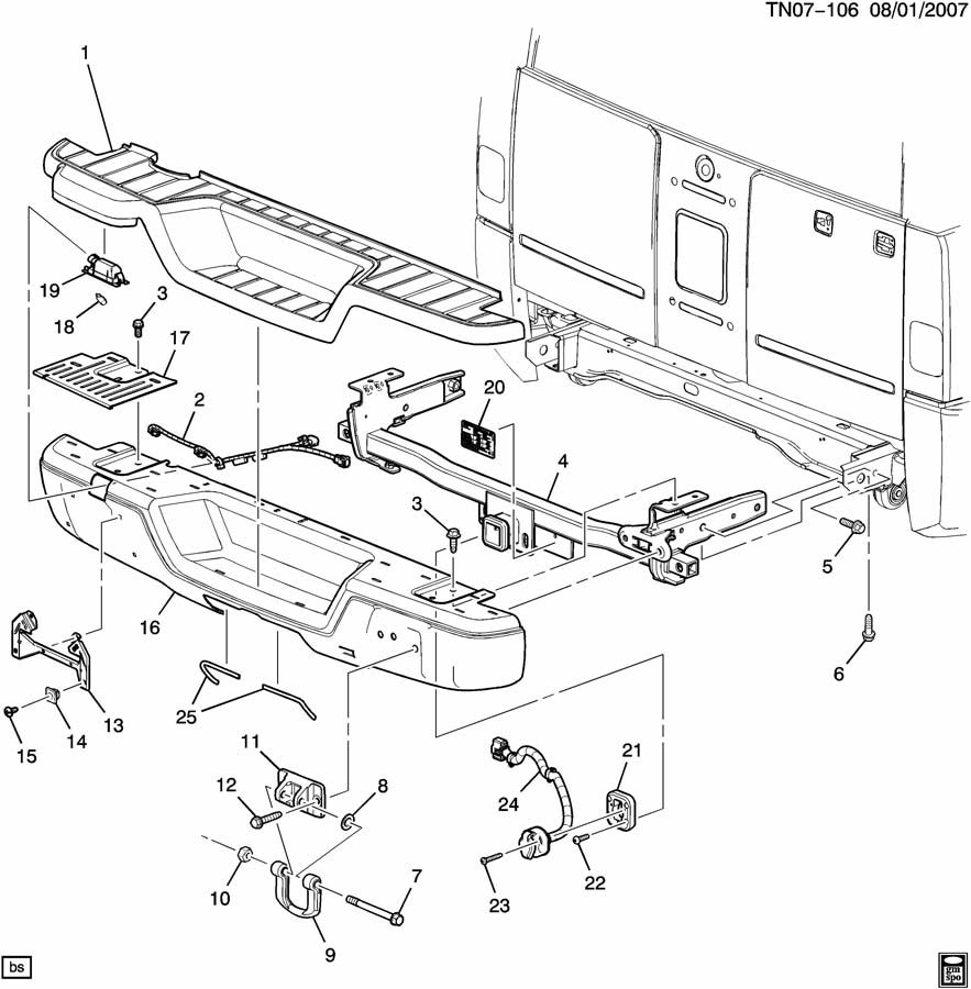 2007 gmc yukon headlight wiring diagram