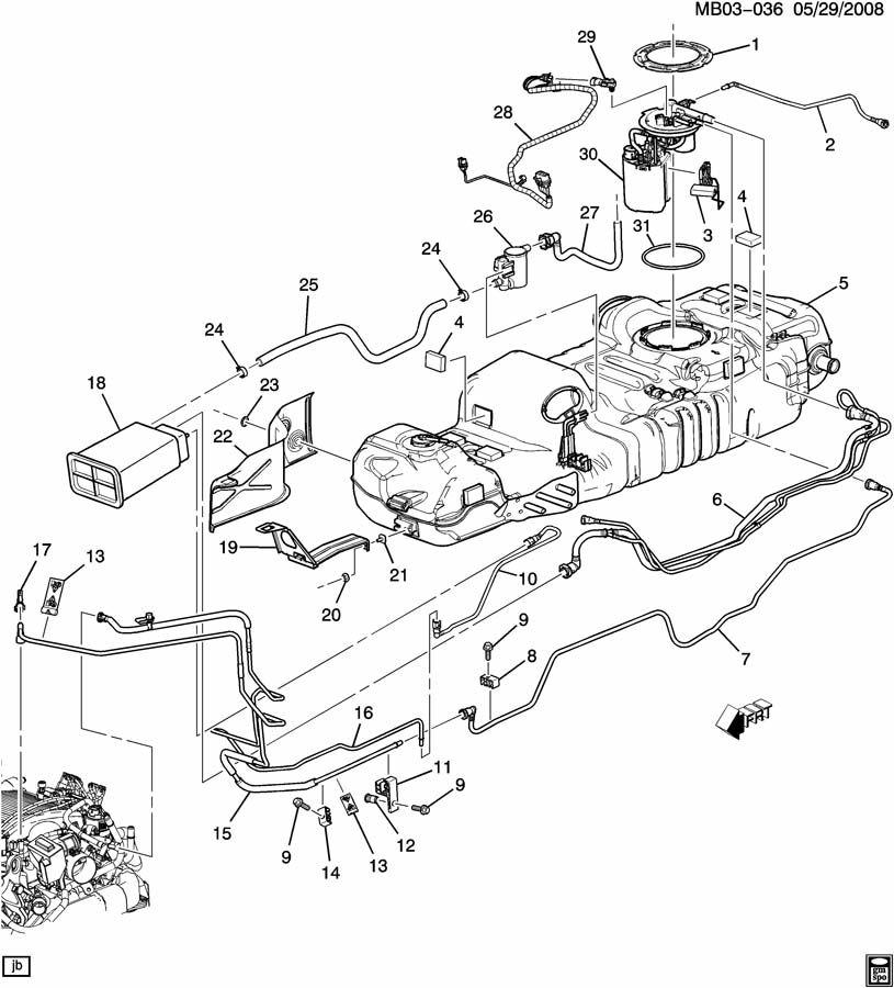 2002 buick lesabre engine diagram
