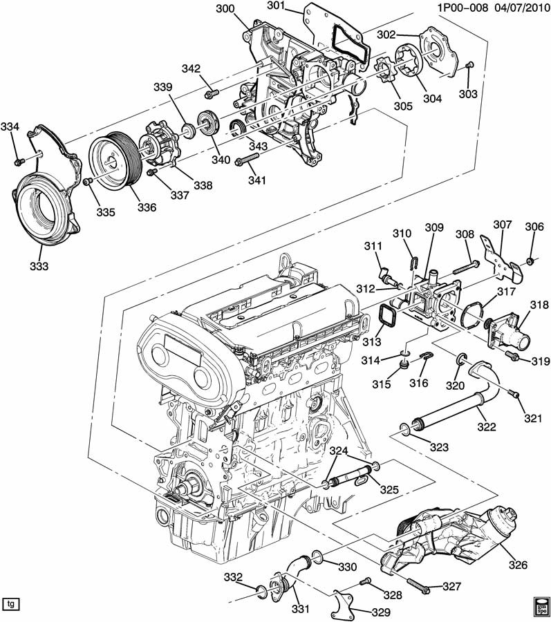 chevy cruze 1 4l turbo engine diagram together with chevy cruze