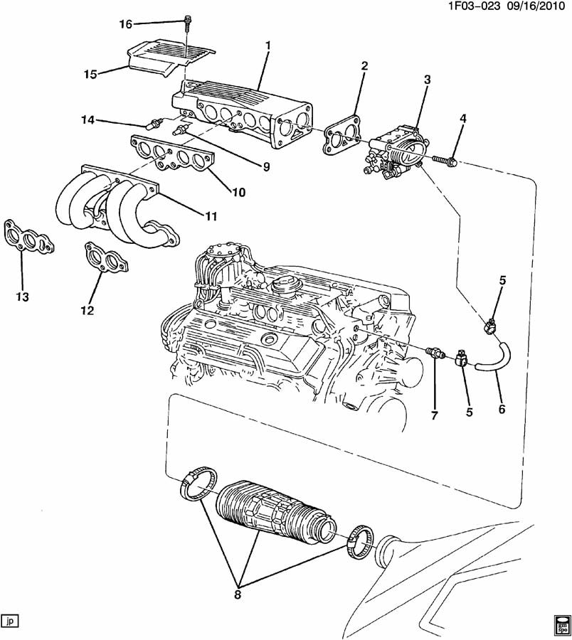 1987 cadillac deville engine free image wiring diagram engine