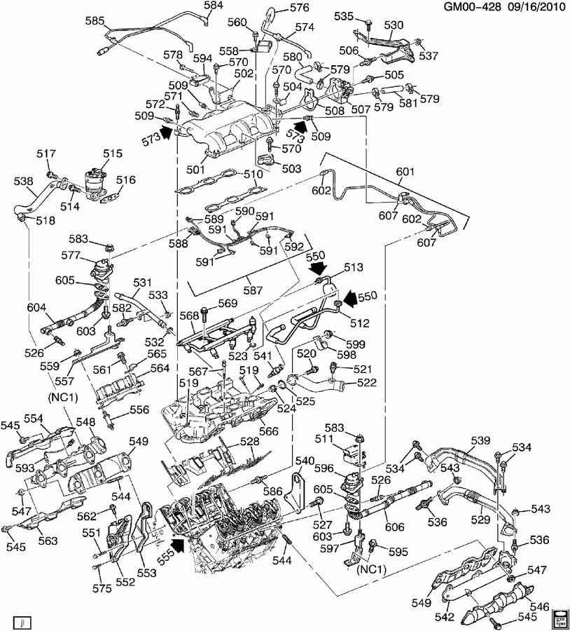2000 intrigue engine coolant diagram