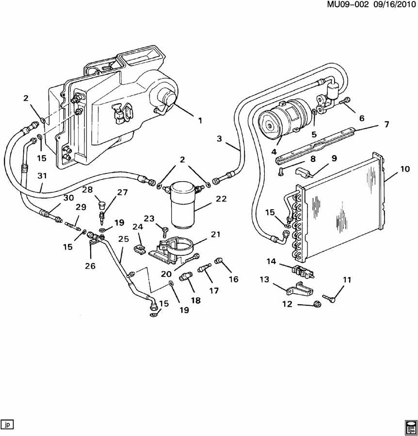 wiring diagram for 1995 chevy lumina apv