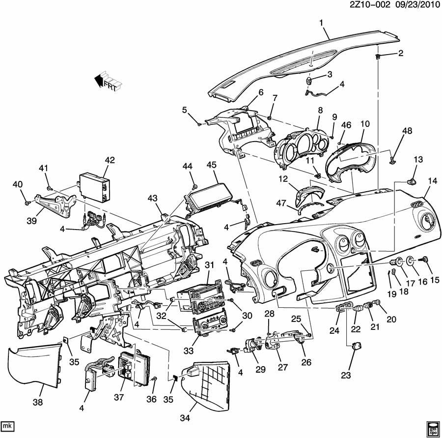 2006 pontiac g6 headlight wiring diagram