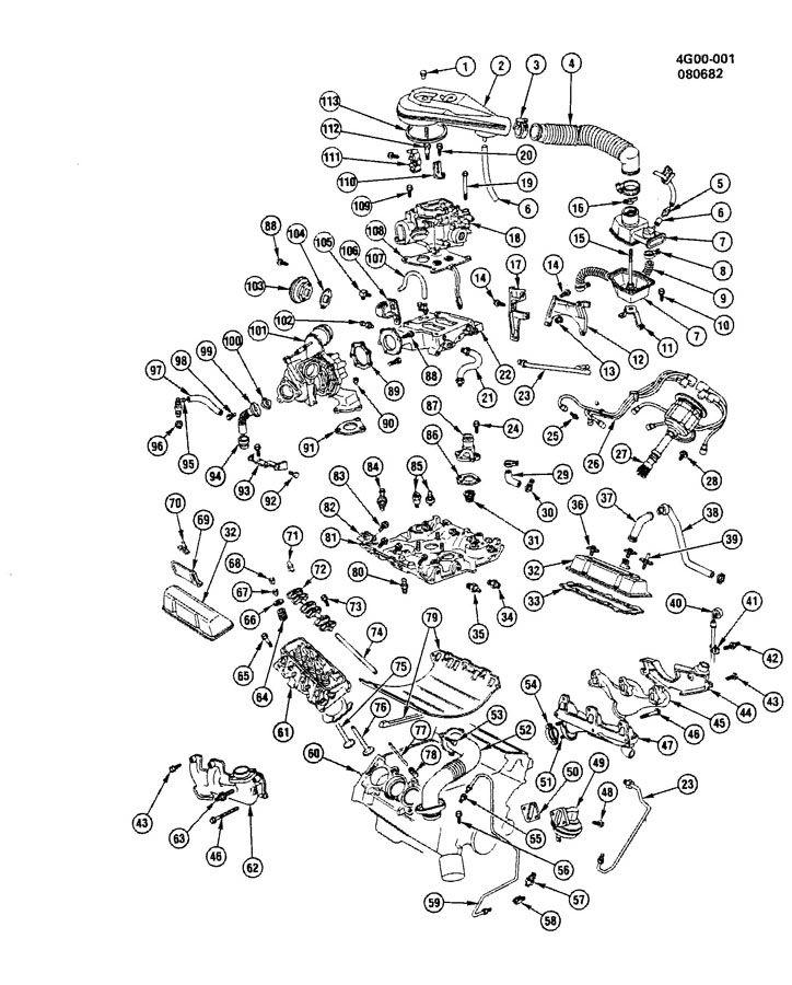 3800 engine diagram