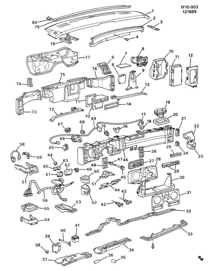 ford mustang frames diagram