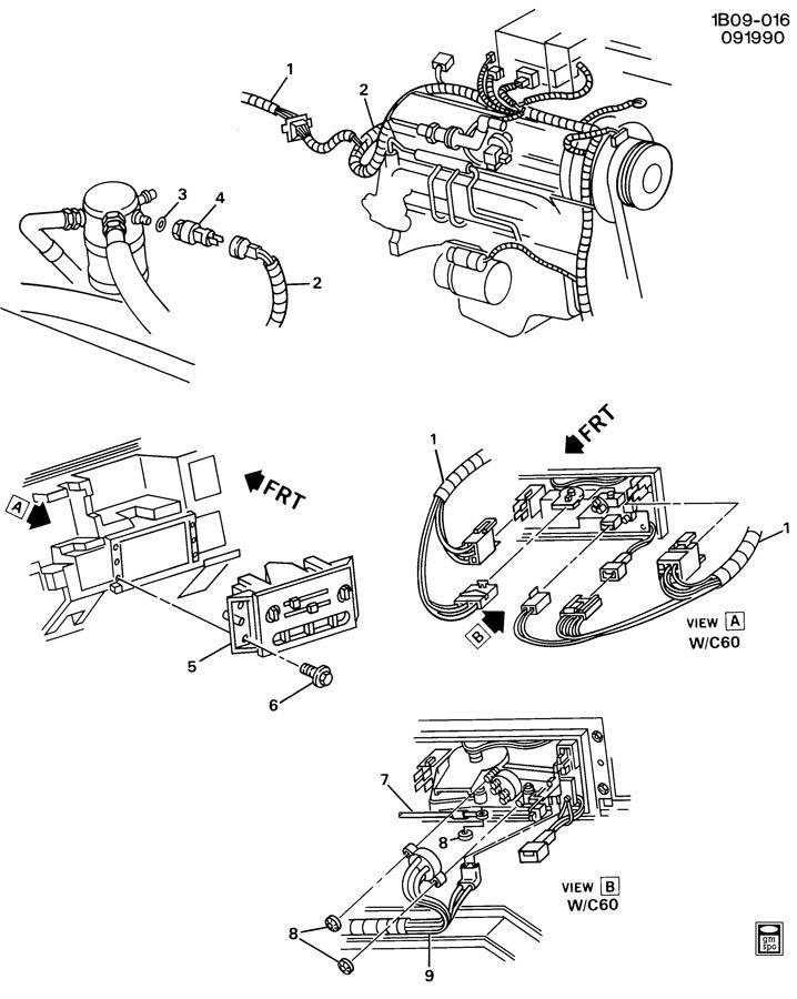 classic instrument voltmeter wiring