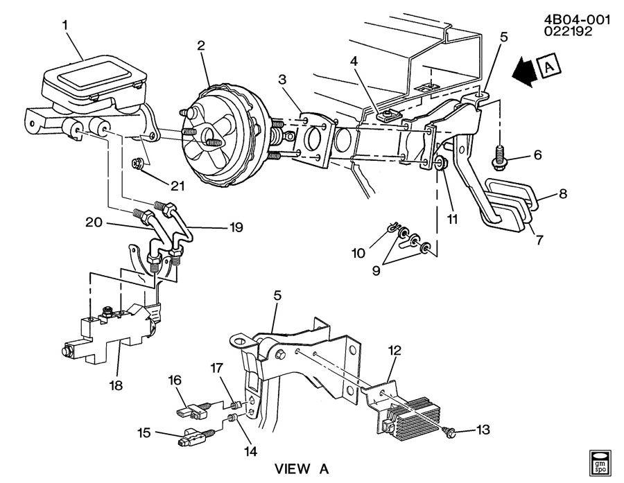 wiring diagram 1992 buick roadmaster