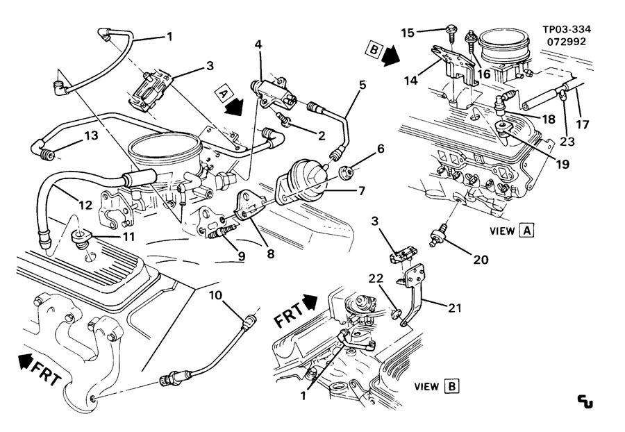 Parts Diagram Moreover 305 Chevy Engine Moreover Chevy 350 Tbi