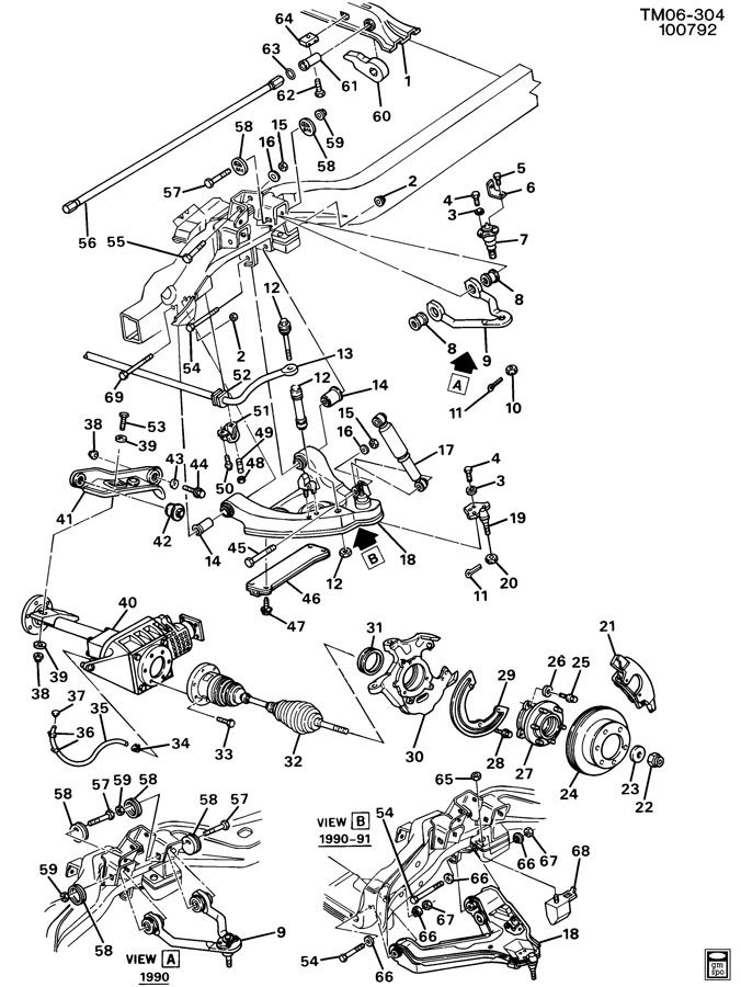 1996 S10 Pickup Wiring Diagram - Best Place to Find Wiring and
