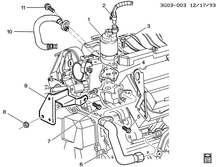 1996 oldsmobile aurora engine diagram