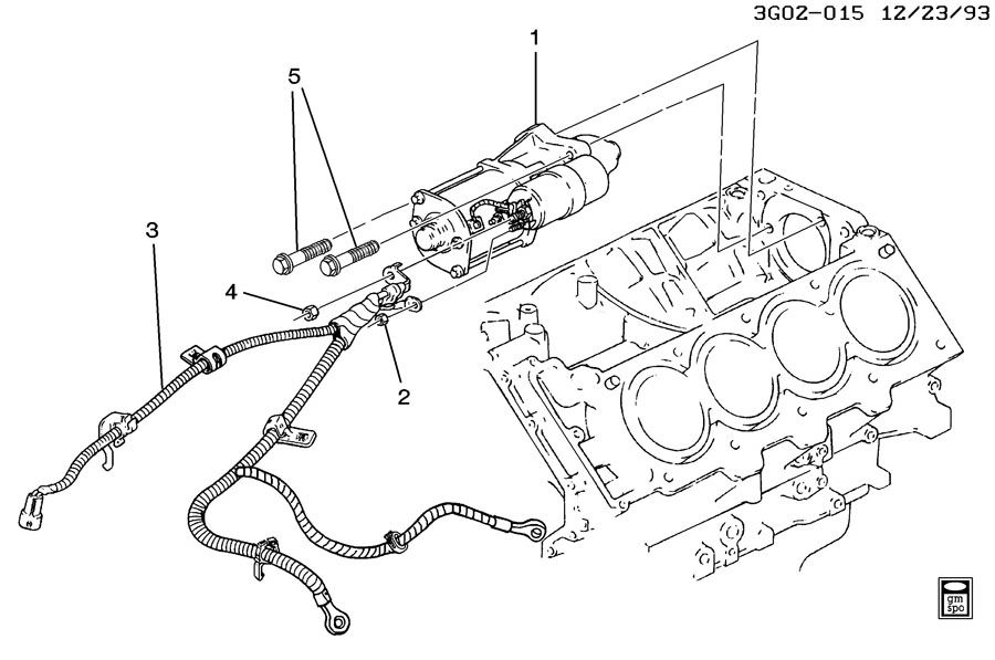 330 olds v8 engine diagram