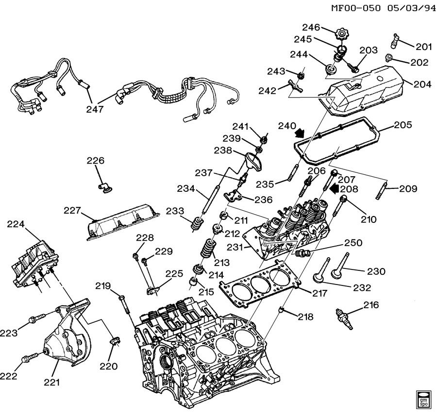 twin cam engine diagram 2 4 timing chain