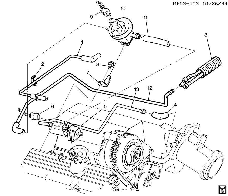 1997 Buick Century Engine Diagram Better Wiring Diagram Online