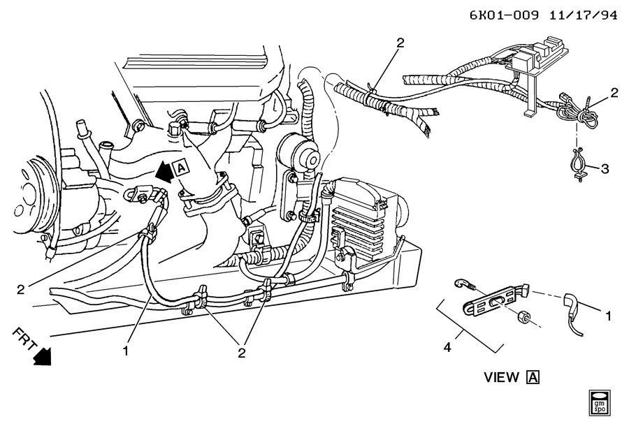 1990 mazda b2200 distributor diagram