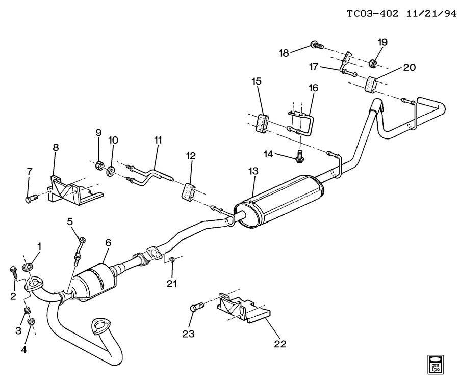 1995 ford f150 49l belt diagram