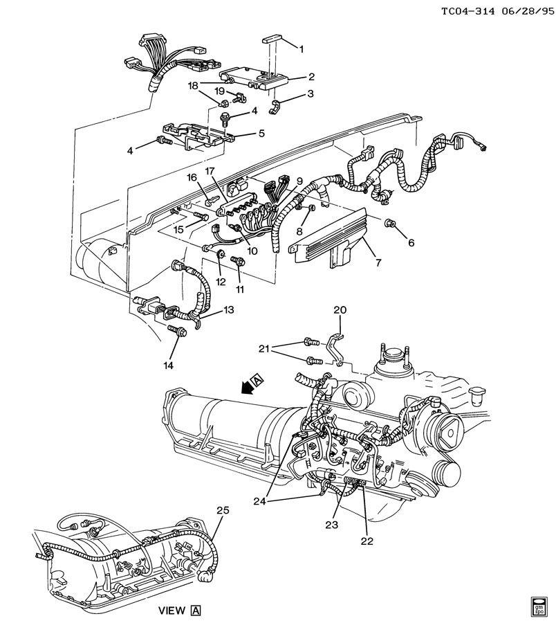 91 gmc 4x4 wiring diagram